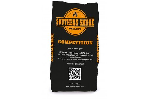 Southern Smoke Competition blend hout pellets