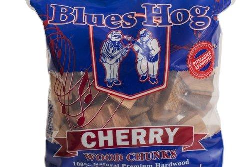 Blues Hog Rookhout chunks Kersen ca. 1.6 kg