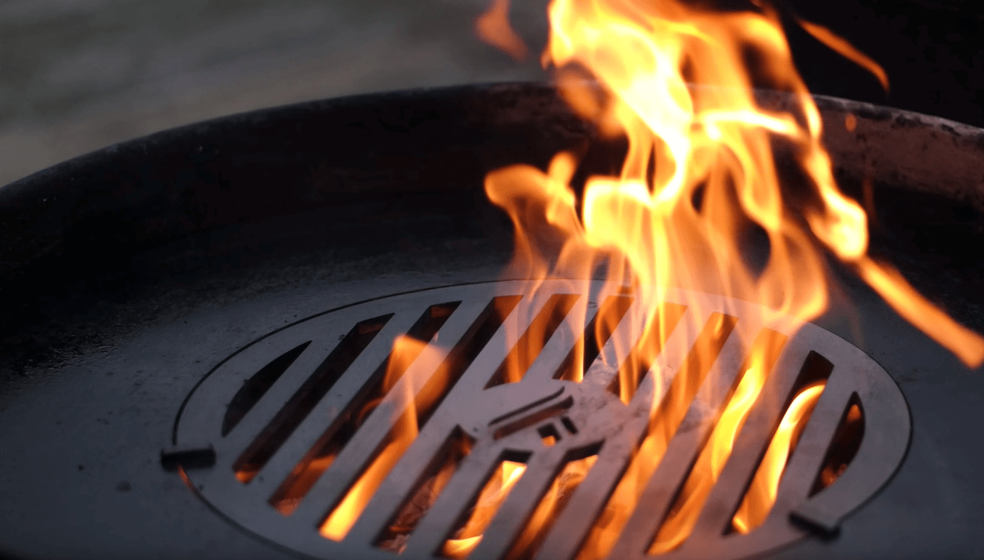 "Arteflame Bakplaat Insert kamado grill 18"""
