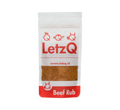 LetzQ Beef (Brisket) rub 100 gram