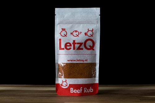 LetzQ Beef (Brisket) rub