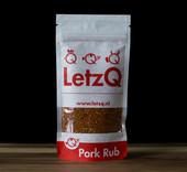 LetzQ Pork rub 100 gram
