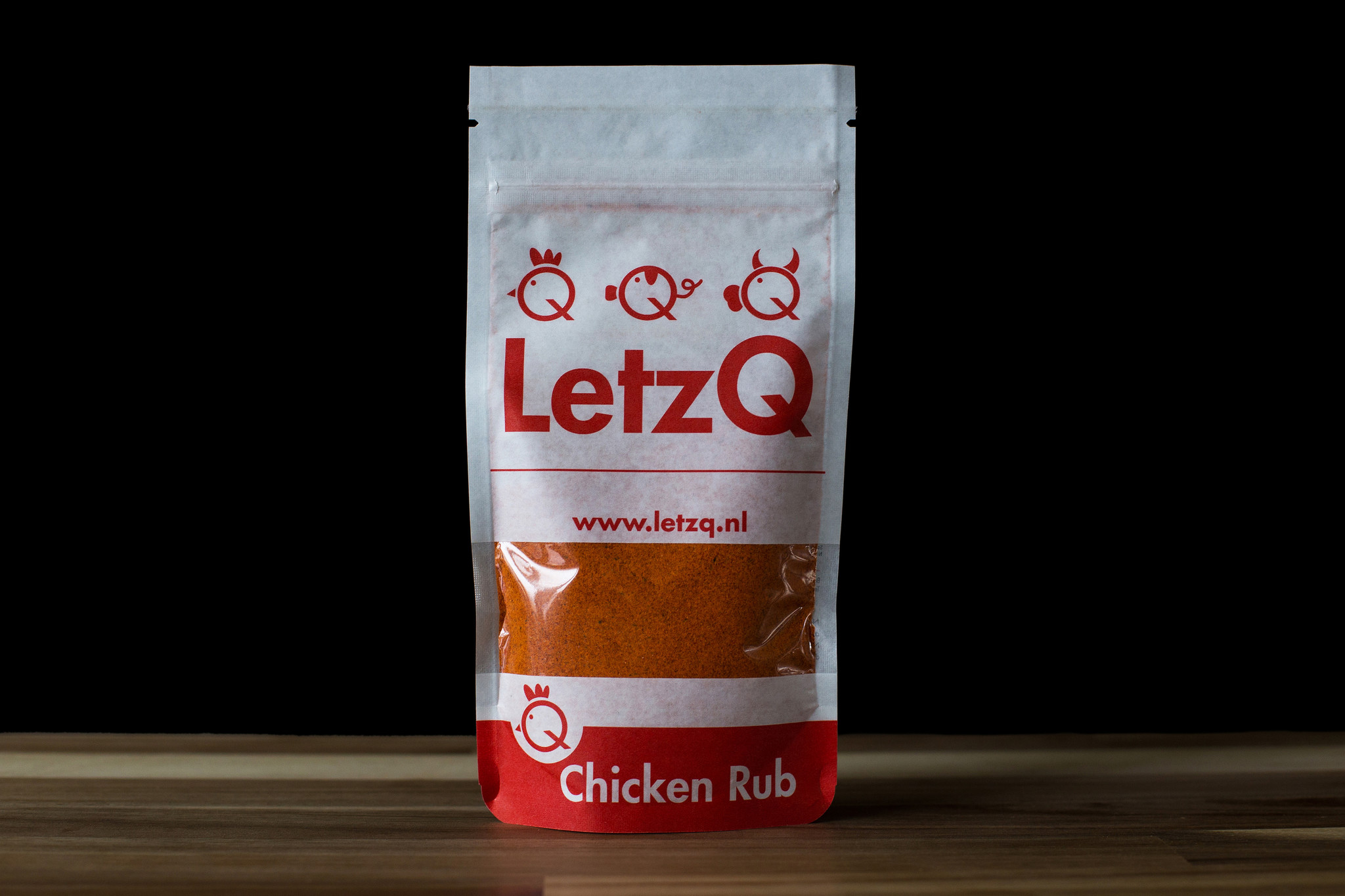 LetzQ Chicken rub 100 gram