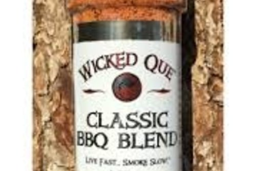 Wicked Que Classic BBQ Rub