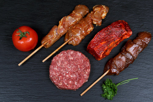 BBQ BeefEX pakket