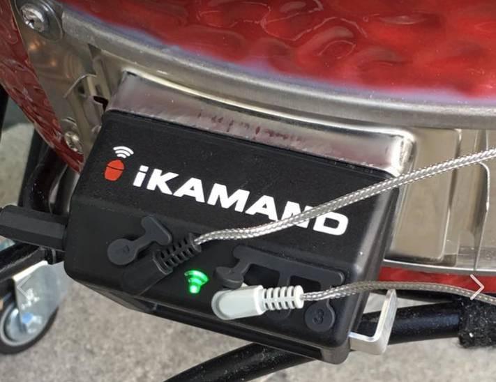 Kamado Joe Barbecue iKamand BBQ controller