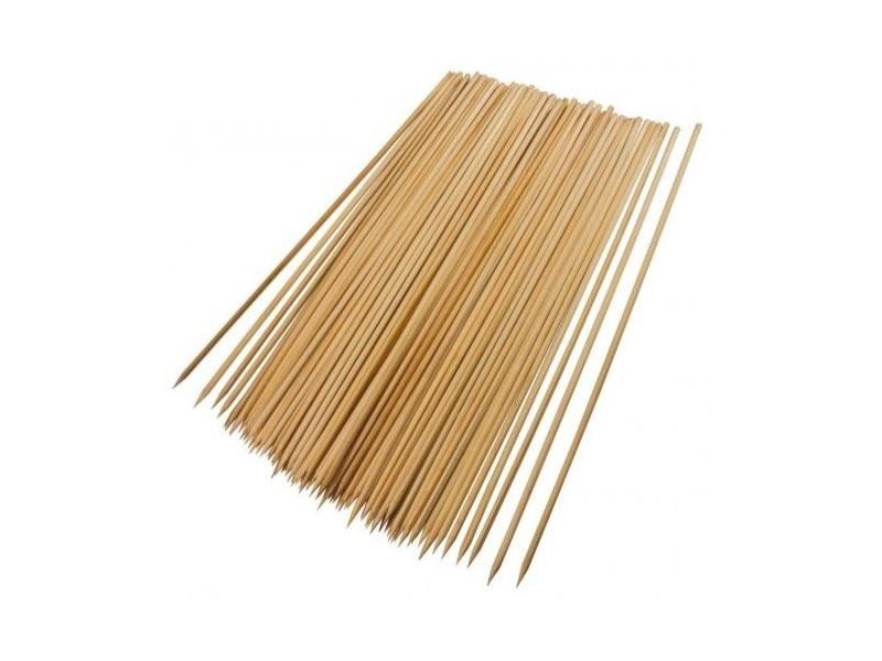 Grill Pro Bamboe houten vleespennen