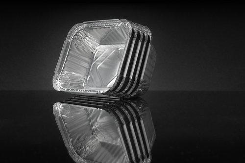 Napoleon  Aluminium disposable bakjes (5 stuks)