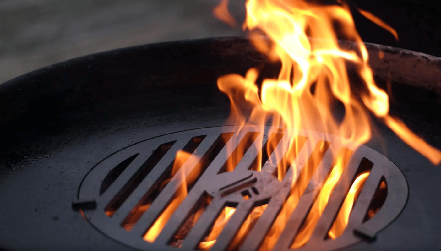 """Arteflame Bakplaat Insert kettle grill 18"""""""