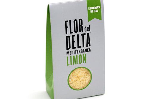 Flor del Delta Limon -  zeezout met citroen en kurkuma