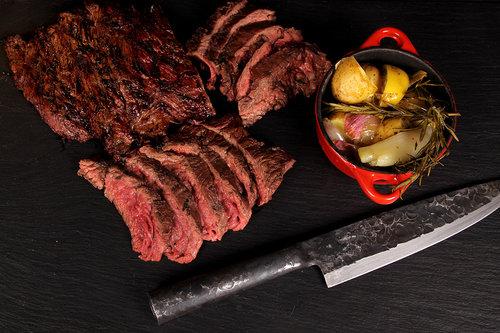 BeefEx Black Angus Beef - Graan gevoerd Bavette (flap meat)