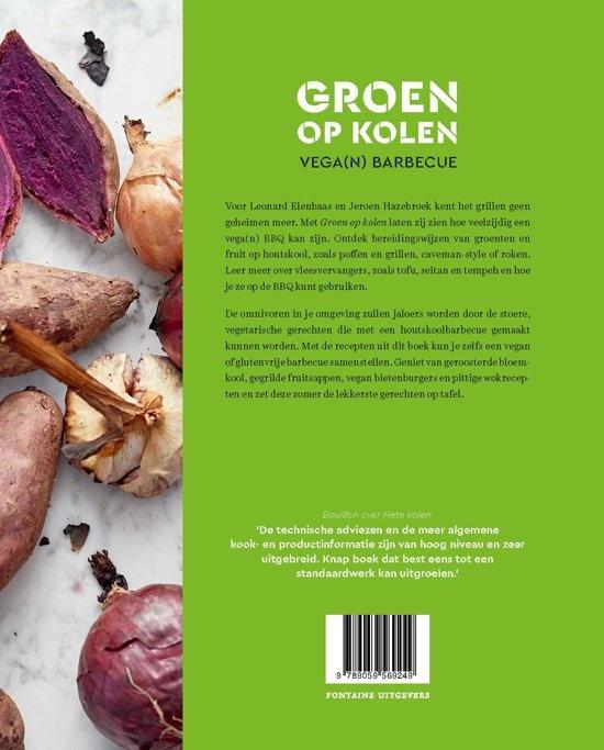Groen op Kolen, Vega(n) barbecue