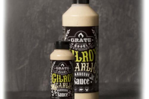 Grate Goods Gilroy Garlic Barbecue Saus