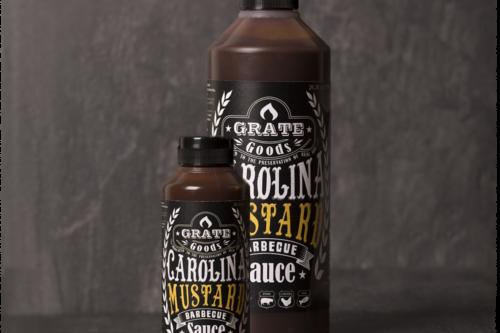 Grate Goods Carolina Mustard Barbecue Sauce