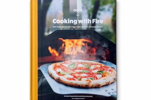 Ooni Ooni Pizzaboek: Cooking with fire