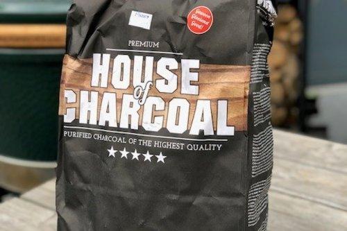 House of Charcoal Restaurant Houtskool 2.5 KG   House of Charcoal