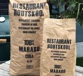 Dammers Marabu restaurant houtskool 5 kg