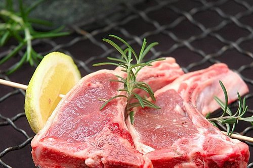 Nieuw Zeelands Lamsvlees Koteletten