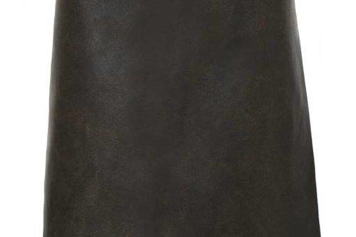 Witloft Lange (heren) sloof Black/Cognac