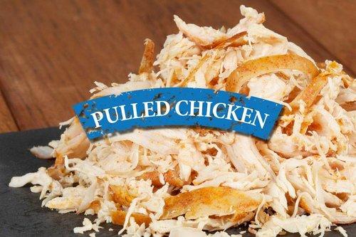 Pulled Chicken BeefEx.