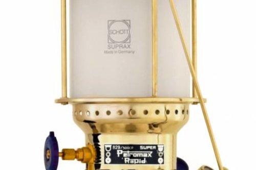 Petromax 500 HK lamp petroleum koper