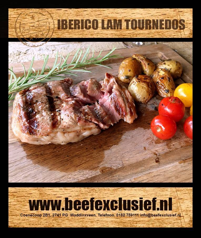 AGNEI IBERICO TOURNEDOS - IBERICO LAM