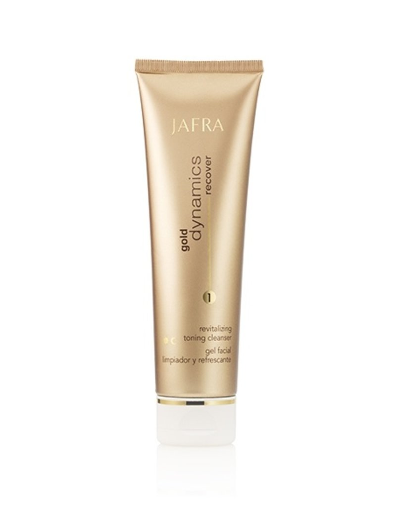Gold Revitalizing Toning Cleanser
