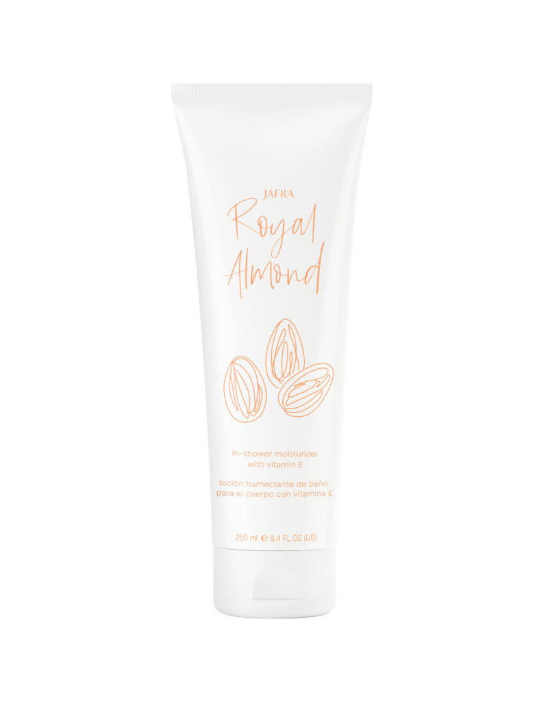 LIMITED EDITION! Royal Almond In-Shower Moisturizer with Vitamin E