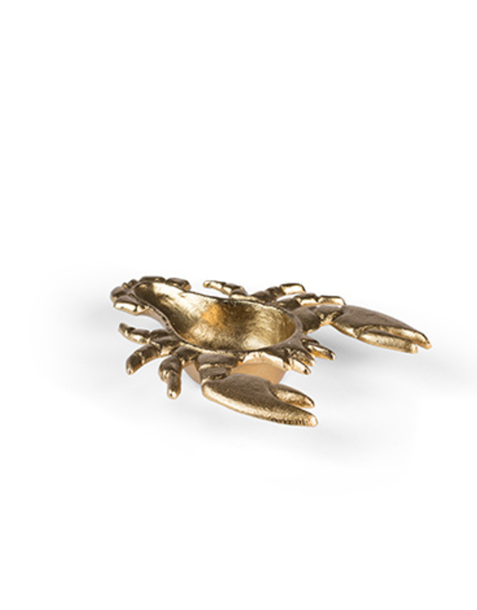 Bold Monkey Don't pinch me lobster tray gold