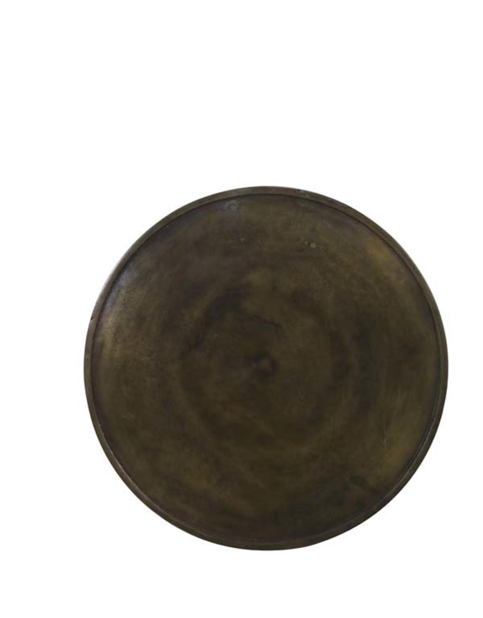 Light & Living Dienblad 50cm Kalso Antiek Brons