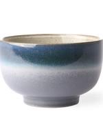 HK living ceramics 70's noodle bowl: ocean