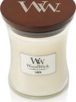 Woodwick Woodwick Linen Medium Candle