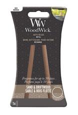 Woodwick Woodwick Auto Reed Refill Sand&Driftwood