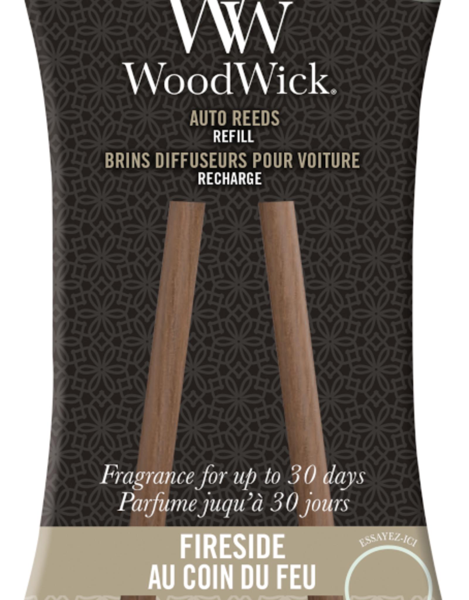 Woodwick Woodwick Auto Reed Refill Fireside