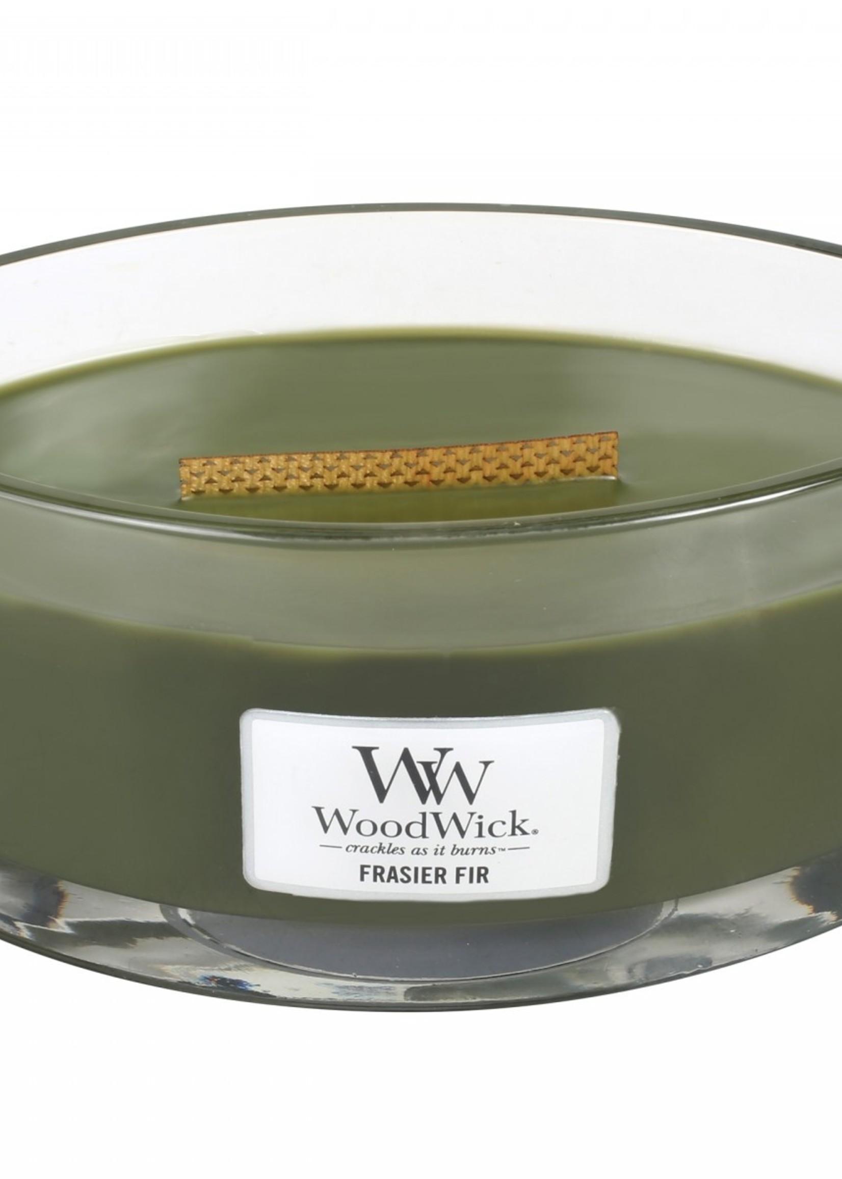 Woodwick Woodwick Frasier Fir Ellipse Candle