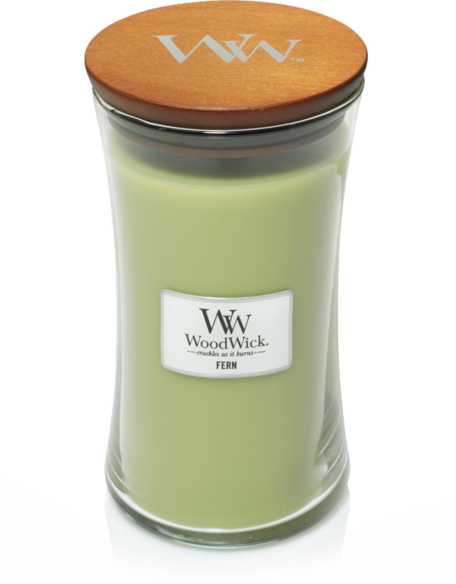 Woodwick Woodwick Fern Large Candle