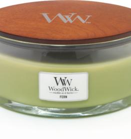 Woodwick Woodwick Fern Ellipse Candle