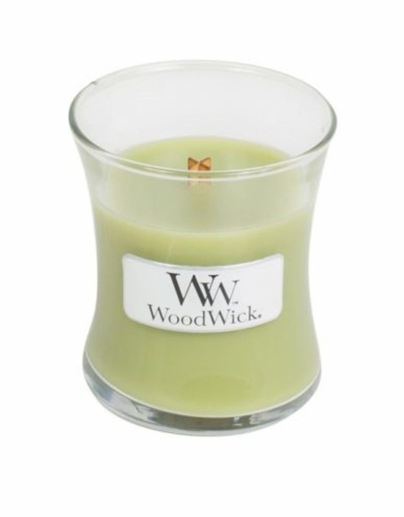 Woodwick Woodwick Fern mini Candle