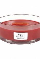Woodwick Woodwick Cinnamon Chai Ellipse Candle