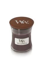 Woodwick Woodwick Sueded Sandalwood Mini Candle