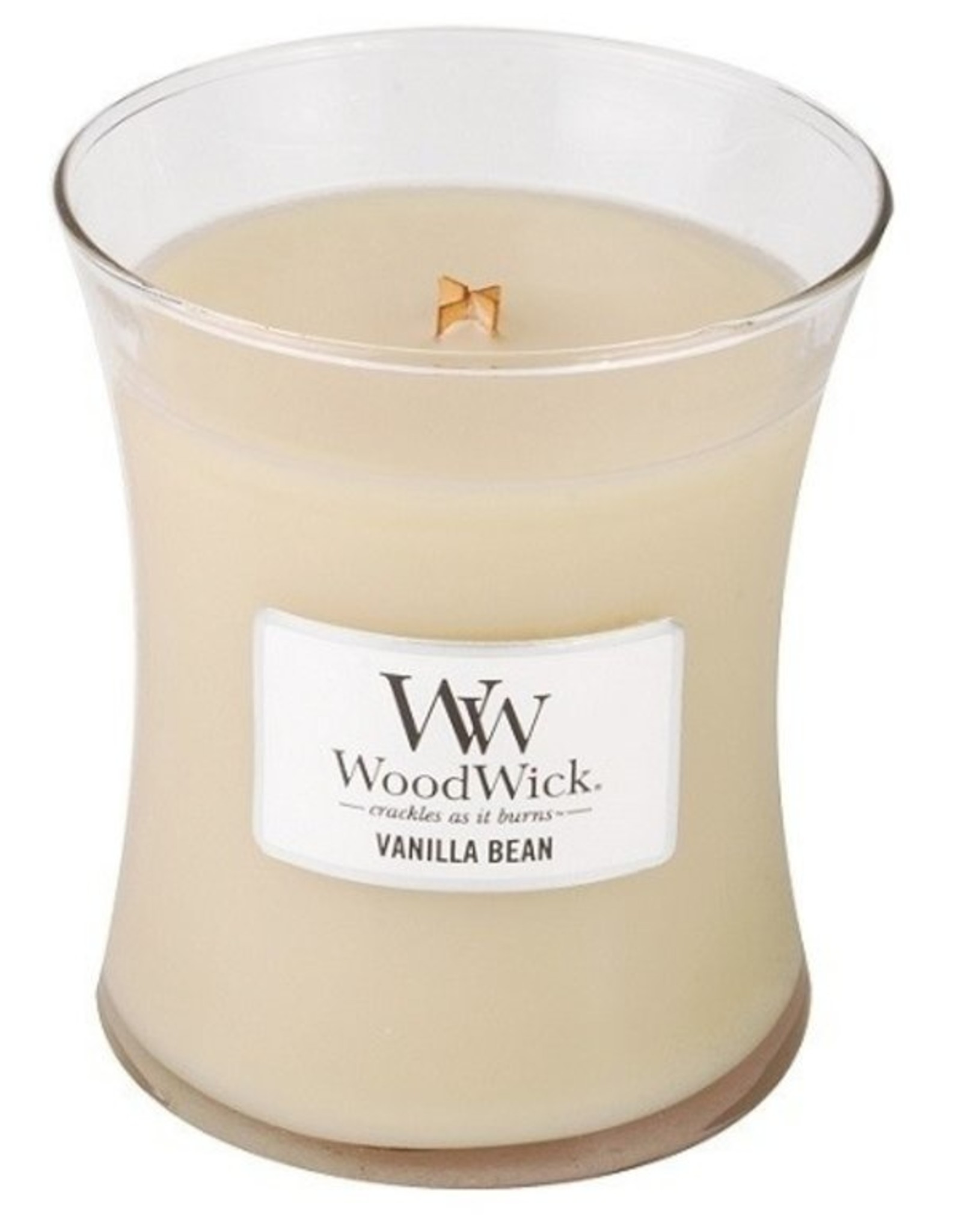 Woodwick Woodwick Vanilla Bean Medium Candle