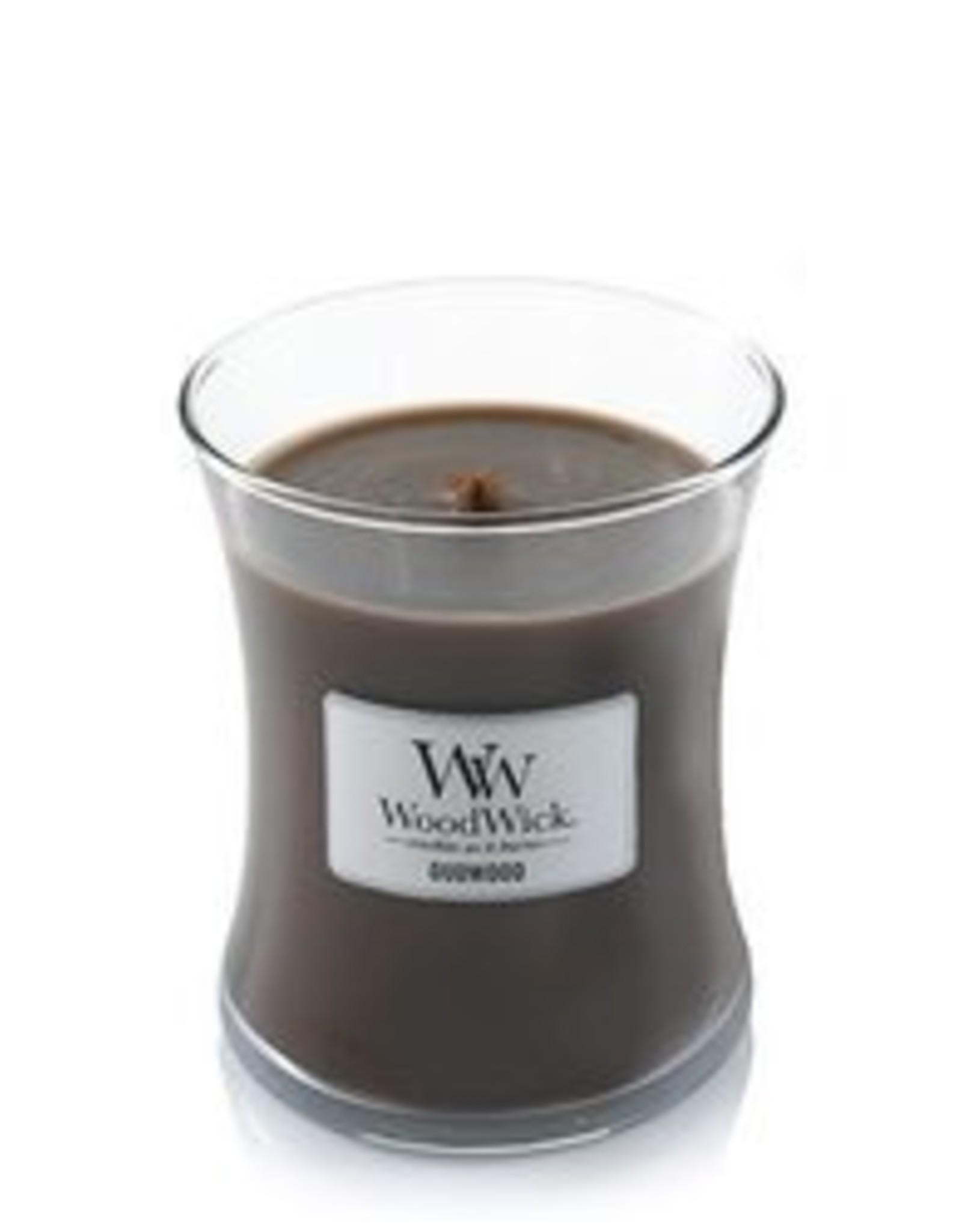 Woodwick Woodwick Oudwood Medium Candle