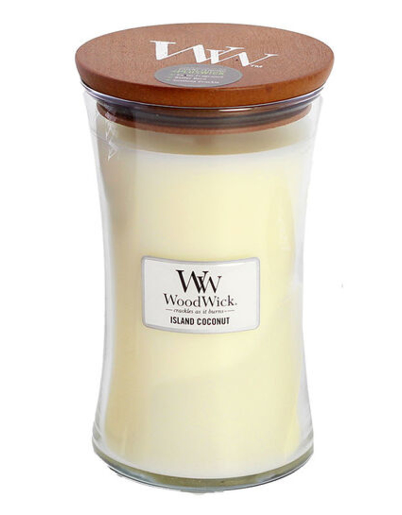 Woodwick Woodwick Island Coconut Large Candle