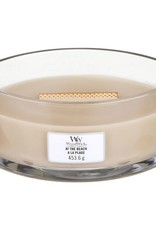 Woodwick Woodwick At The Beach Ellipse Candle