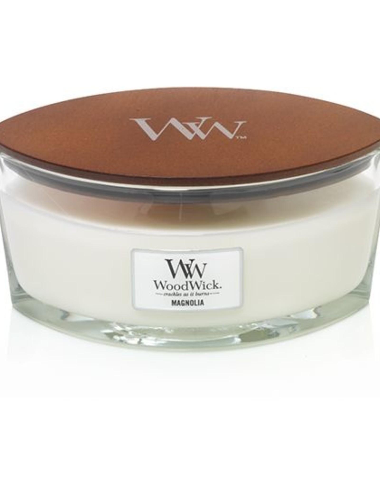Woodwick Woodwick Magnolia Ellipse Candle