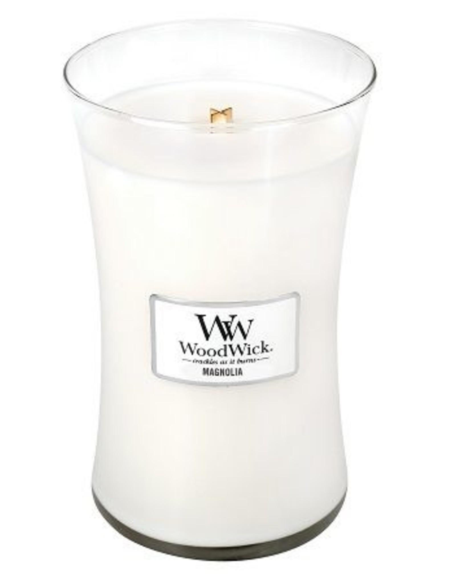 Woodwick Woodwick Magnolia Large Candle