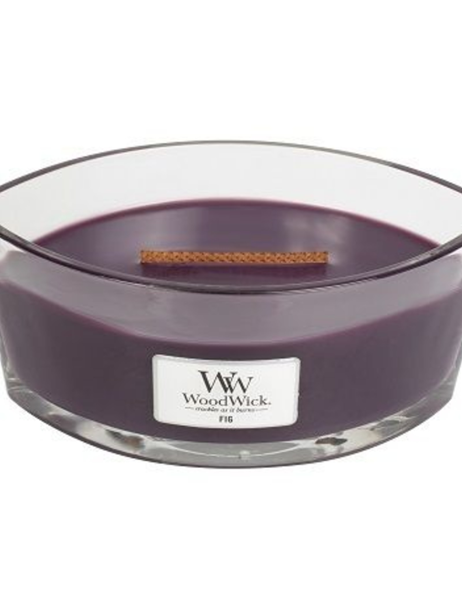Woodwick Woodwick Fig Ellipse Candle