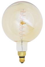 Light & Living LED GLOBE LIGHT 4w AMBER E27