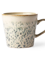 HK living Cermic 70's cappuccino mug: hail