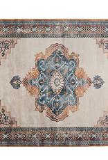 Zuiver Carpet mahal blue brick 200x300